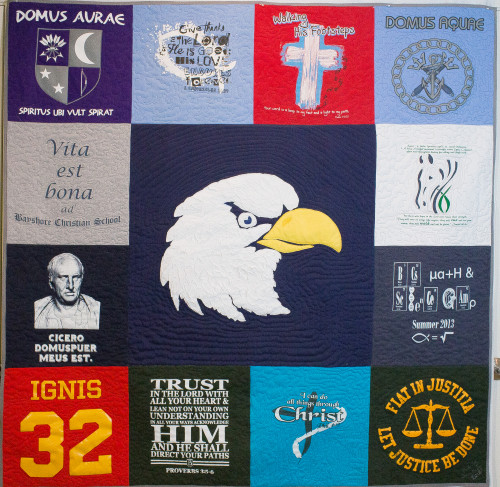 BCS Upper School Auction Quilt